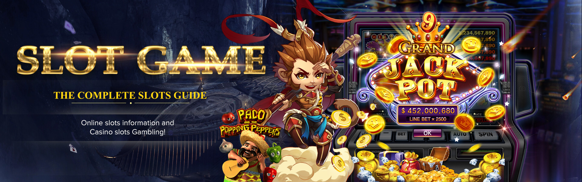 Guidelines and how to play online slot gambling for beginners