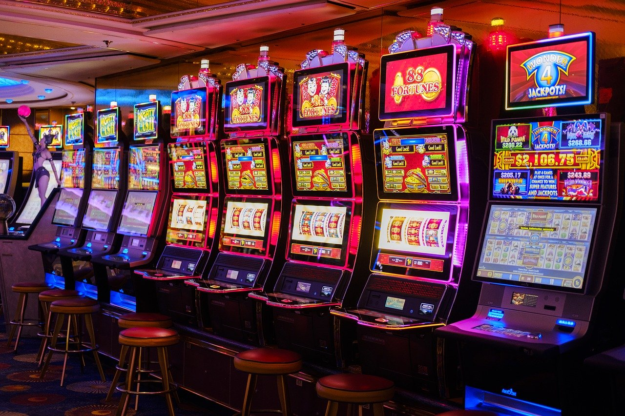 HOW TO CHOOSE ONLINE CASINO SLOTS
