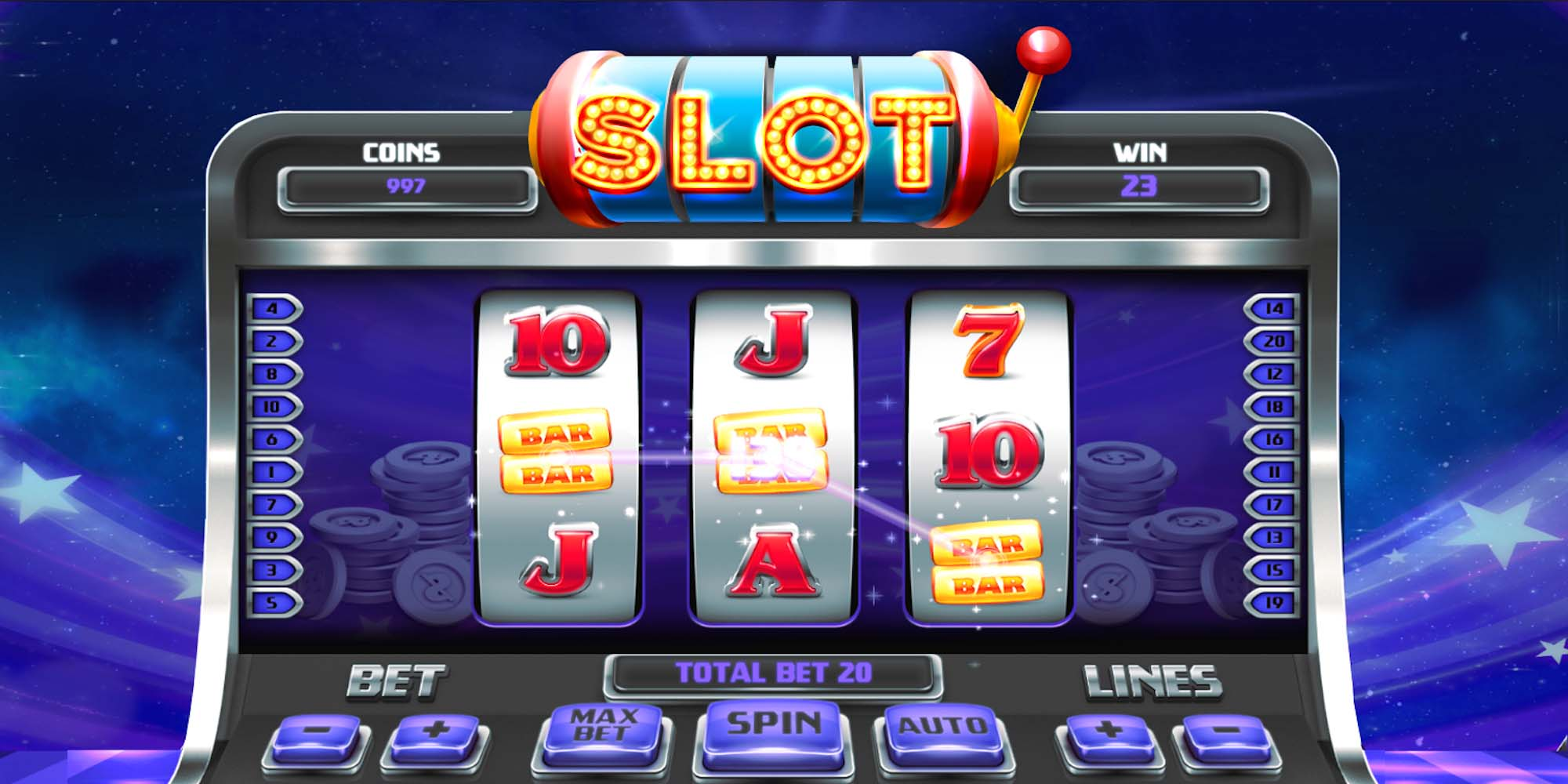 ONLINE SLOTS WITH THE LARGEST PAYMENTS